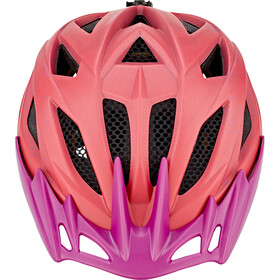 KED Street MIPS Helmet Kids red/violet matte